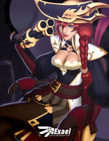 Captain Fortune by exaelart