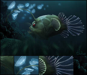 Fish Abbys by Drow-Princess
