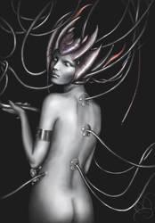 Cyberhumanoid by SethEye