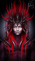 King of Abyss by SethEye