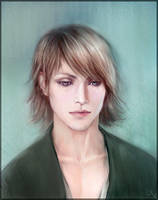 Bleach Portraits - Urahara by Technoelfie