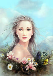 The Face Of Spring - Reloaded by Technoelfie