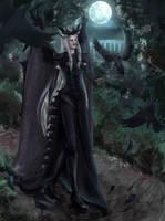 Halloween YCH Commission #1 - Kasdeya. by ArtwithKA