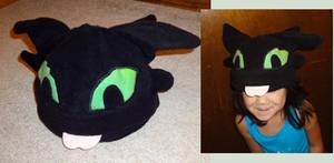 Toothless hat by Koreena