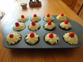 Meatloaf cupcakes by Koreena