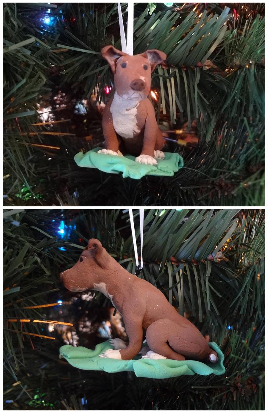 Doggie ornament by Koreena