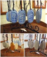 Hamada ornament by Koreena