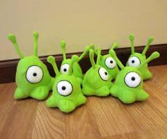 More brain slugs by Koreena