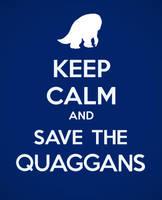 Save the quaggans by Koreena