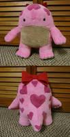 Valentine quaggan by Koreena