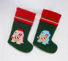 Fleece quaggan stockings 2 by Koreena