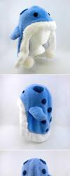 Blue quaggan hat by Koreena