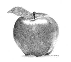 My First Apple by Mzata
