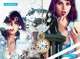 [ Wattpad Banner ] - Runaways by ineffablely