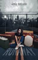 [ Wattpad Cover ] - Runaway by ineffablely