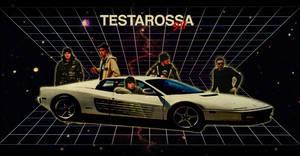 Testarossa 911 by MrBigglesworth