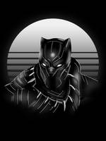 Black Panther by CaptainFLN