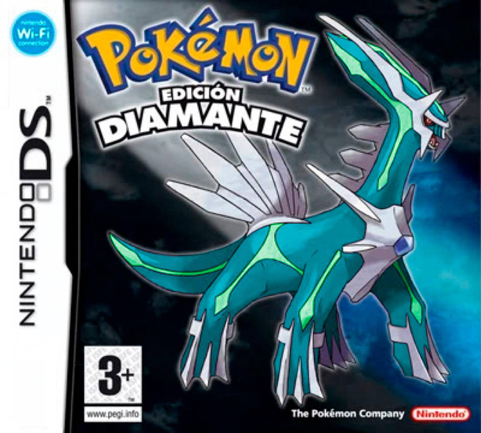 pokemon diamante