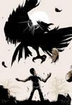 The Bird Splashpage by abonny