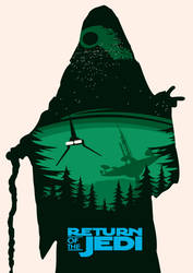 Return Of The Jedi by Andy Grail by abonny