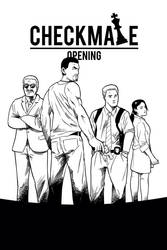 Checkmate Inking 23 AndyGrail by abonny