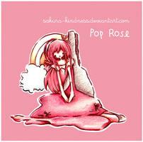 Pop Rose by sakura-kindness