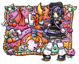 Candy:land by sakura-kindness