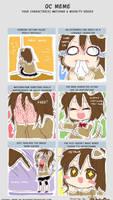 Me Watching Anime Meme by OtakuPup