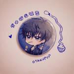 Toushi Pin by OtakuPup