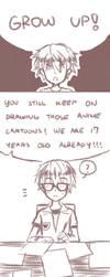 Grow Up by OtakuPup