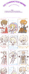 My OC Meme Part 3~!!! by OtakuPup