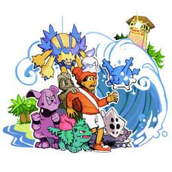 Coral Team by BummerForShort