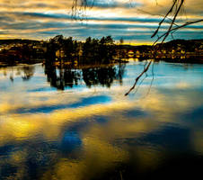 Reflection by ryder68