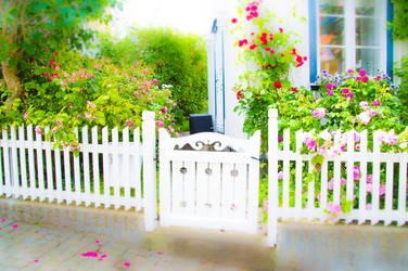 Gate to  Lightness by ryder68