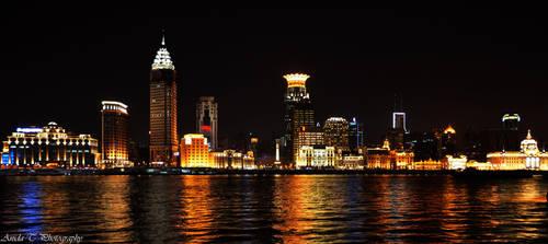 Shanghai by night by garota-da-ipanema