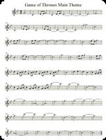 Game of Thrones Theme | Violin by valdesu