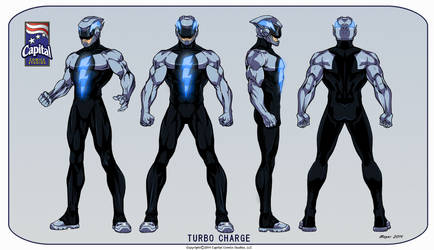 Turbo Charge by CapitalComicsStudios