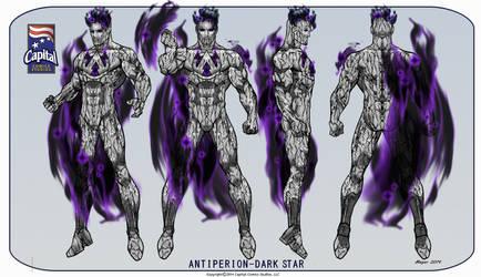 Antiperion- Dark Star by CapitalComicsStudios