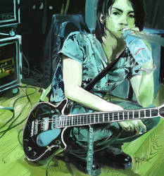 Hyde : Evergreen by kurarisa