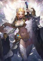 Knight of Sky by Hanseul-Kim