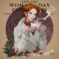 Woman's Day Companion - January 2018 by Hanseul-Kim