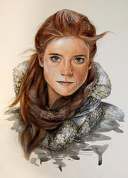 Ygritte by beirut-kitten
