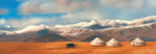Sesteros steppe by Fleo777Werbroth