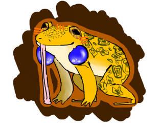 froggie by Qbyy1