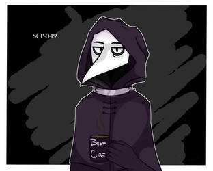 SCP-049 by Qbyy1
