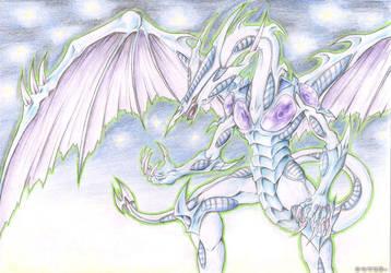 Stardust Dragon v2 by TeraMaster