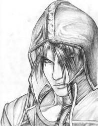 Tekken 4: Jin Kazama by TeraMaster