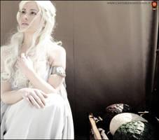 Daenerys Targaryen Costume by CantoriDelWesteros