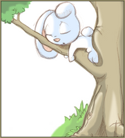 Tree Snooze by Miss-Interocitor
