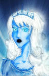 Adventure Time Ice Queen by SkippyRulesTheWorld